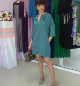 Платье Дама туника