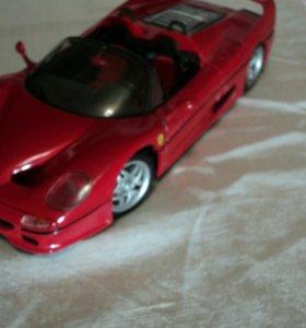 Коллекционная модель Ferrari F50