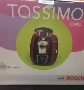 Кофемашина тассимо