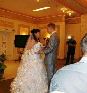 Плате свадебное