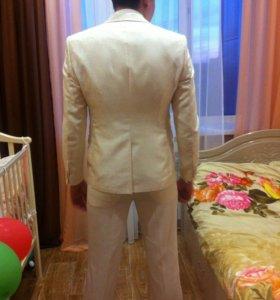 Тройка костюм свадебный