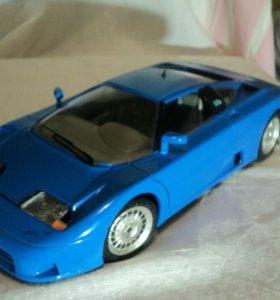 Коллекционная модель Bugatti 11CB