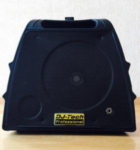 Акустическая система DJ-Tech Professional visa 140