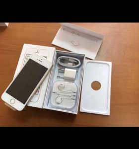 🍎iPhone 5s 64gb silver