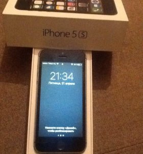 iPhone 5s 16gb, РСТ