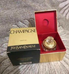 Парфюм винтаж YSL – Champagne
