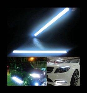 Ультротонкие  светодиодные ДХО