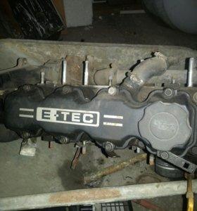 Двигатель от Lanos