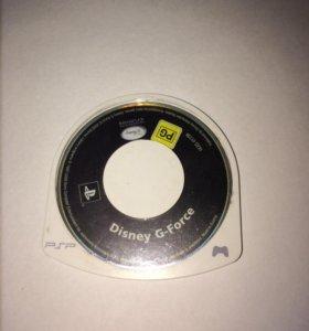 Диск для игры в Sony PlayStation
