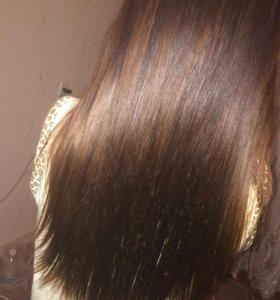 экранирование,ламинирование,полировка волос