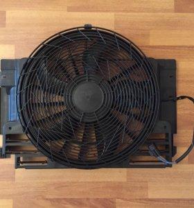 Вентилятор БМВ Е53
