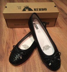 НОВЫЕ балетки Keddo р38