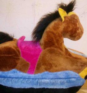 Конь 🐴 - качалка
