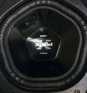 Sony 1100w сабвуфер