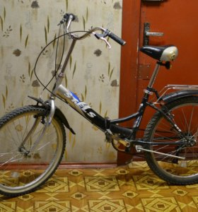 Складной велосипед Stels