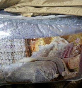 Комплекты Блюмарин одеяло +2подушки