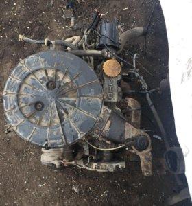 Opel kadet двигатель 1.4