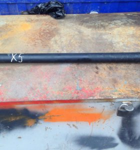 X5 Е53 кузов до рестайлинга Передний кардан