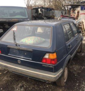 Volkswagen Golf 2 капот,крылья