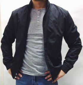 Мужская куртка плащевка Roberto Cavalli