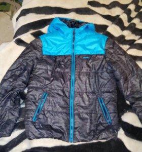 Куртка детская 134 размер