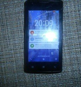 Смартфон lenovo A1000 dualsim