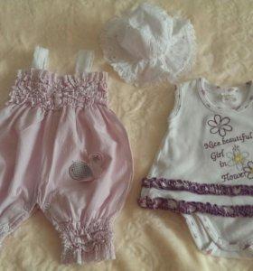Одежда для девочки размер62
