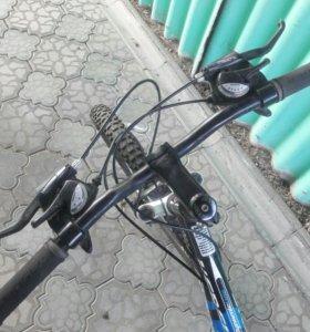 Новейший велосипед