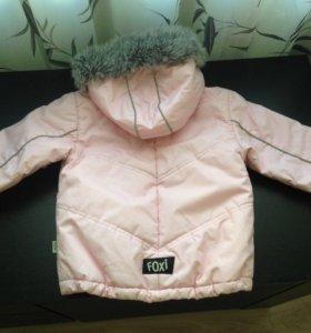 Зимняя мембранная куртка Foxi