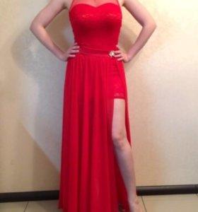Платье с юбкой комплект
