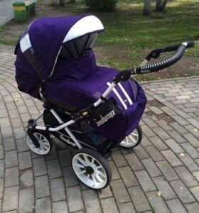 Прогулочная коляска Emmaljunga Super Nitro
