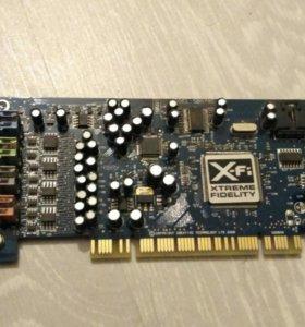 Звуковая карта Creative X-Fi Xtreme Audio