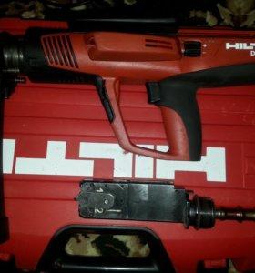 Hilti dx 76 mx Пороховой автоматический пистолет