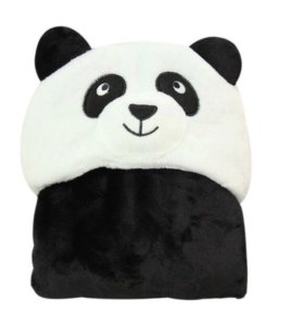 "Полотенце с шапочкой ""панда"""
