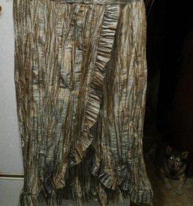 нарядная юбка,жатка