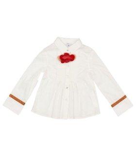 Блузка для девочек новая