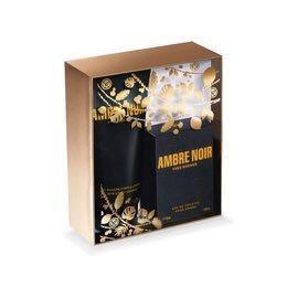 Мужской парфюмерный набор Чёрная Амбра от Ив Роше