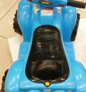 Квадроцикл Kreiss синий