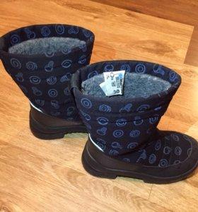 Детская зимняя обувь Kuoma