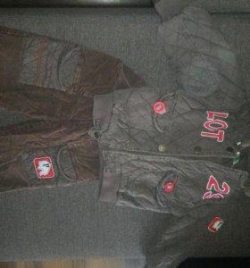 Комплект ( куртка, штаны)
