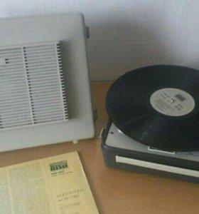 Telefunken Muzikus 105v Германия
