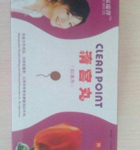 Китайский тампоны в упаковке 6 шт