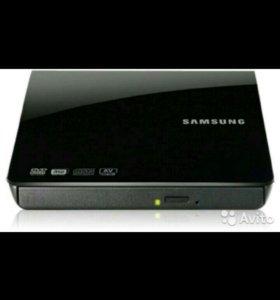 Привод внеш. DVD-RW Samsung SE-208 USB Новый