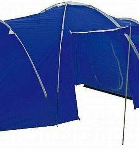 Палатка на 4 человек две комнаты