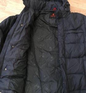 Мужская куртка ( пуховик)