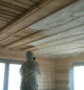 Шумоизоляция и утепление жилых домов