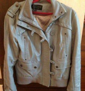Куртка кожанка 46-50