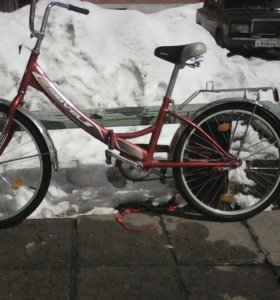 Велосипед сибвелз