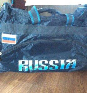 Сумка дорожная сборной России