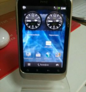 HTC Wildfire S A510
